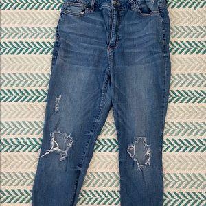 Plus size jeans!